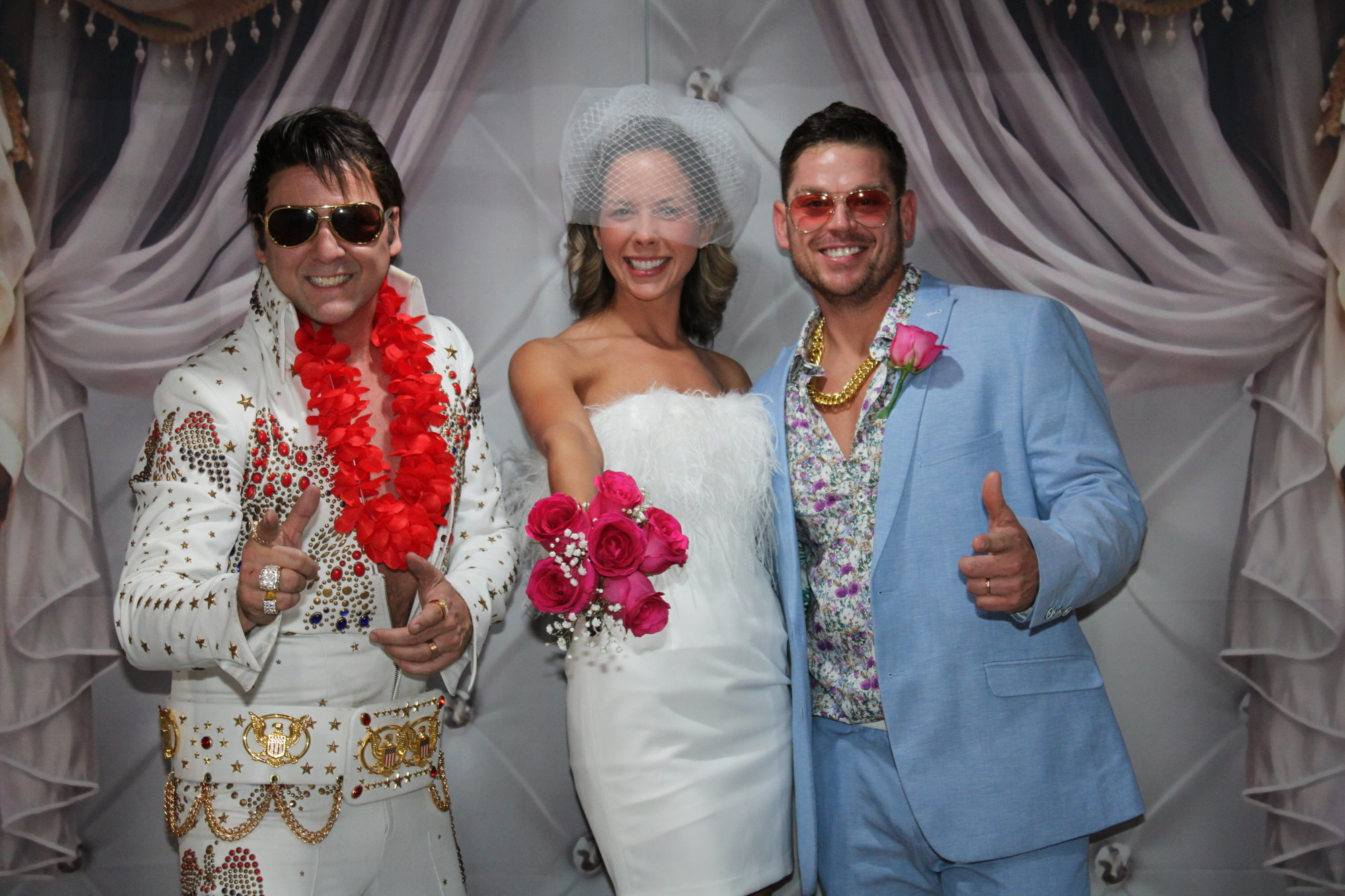 Elvis Vow Renewals